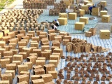 Làng nghề truyền thống Lưu Thượng: Ngôi làng đan cỏ tế thành tiền