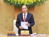 Ông Nguyễn Xuân Phúc được bầu giữ chức Chủ tịch nước