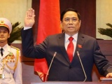 Ông Phạm Minh Chính đắc cử Thủ tướng Chính phủ