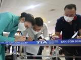 Tăng cường các biện pháp phòng, chống dịch bệnh Covid-19 tại sân bay