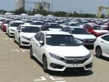Việt Nam nhập 35.000 xe ôtô trong quý I/2021