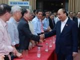 Cử tri đồng thuận giới thiệu Chủ tịch nước Nguyễn Xuân Phúc ứng cử đại biểu Quốc hội khóa XV