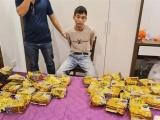 Hà Nội: Triệt phá đường dây ma túy, thu giữ gần 60kg