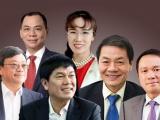 Việt Nam có 6 tỷ phú đô la trong danh sách của Forbes