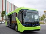 Hà Nội vận hành tuyến xe buýt điện thông minh VinBus đầu tiên