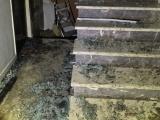 TP.HCM: Nhà dân bốc cháy, 5 người bị mắc kẹt trong nhà