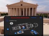 Du lịch 38 địa điểm trong quần thể đền BaalBek bằng thực tế ảo