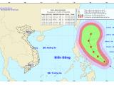 Xuất hiện siêu bão Surigae mạnh cấp 17 gần biển Đông