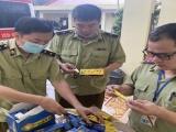 Lạng Sơn: Phát hiện xe khách vận chuyển 5.000 hộp thuốc chữa bệnh nhập lậu