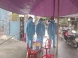 Hà Nam: Phong tỏa tạm thời thôn có ca dương tính với SARS-CoV- 2