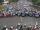 Phân luồng các tuyến giao thông trọng điểm ở Hà Nội và TP.HCM dịp nghỉ lễ