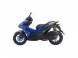 Yamaha NVX 2021 ra mắt tại Malaysia