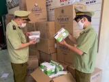Phú Yên: Bắt giữ lượng lớn khẩu trang, sữa hộp không rõ nguồn gốc