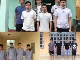 CA Tuyên Quang bắt giữ 14 người Trung Quốc nhập cảnh trái phép