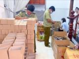 Cần Thơ: Phát hiện gần 2.900 hộp mỹ phẩm không rõ xuất xứ
