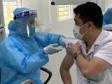 Đã có hơn 747.800 người Việt Nam được tiêm vắc xin phòng COVID-19