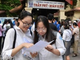 Sở GD&ĐT Hà Nội giữ nguyên phương án tuyển sinh vào lớp 10