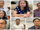Nguyên PGĐ Bệnh viện Tim Hà Nội và 6 cán bộ bị bắt tạm giam