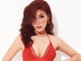 """Minh Tú diện bikini nóng bỏng với hình thể chuẩn """"đồng hồ cát"""""""
