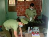 Lào Cai: Thu giữ hơn 100 kg thuốc BVTV không rõ nguồn gốc