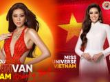 Hoa hậu Khánh Vân - Top 1 Miss Universe trong lòng người hâm mộ