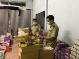 Lào Cai: Tạm giữ hơn 1.000 sản phẩm hàng hóa không rõ nguồn gốc