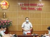 Thanh Hóa: Yêu cầu các Bệnh viện phải có tổ phản ứng nhanh để xử lý khi có dịch