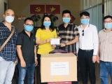 """VKBIA và """"Saigon Share"""" chung tay phòng chống dịch tại TP.HCM"""