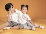 Khoảnh khắc dễ thương của hai nhóc tì nhà Khánh Thi - Phan Hiển