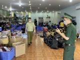Quảng Ninh: Phát hiện kho chứa nhiều hàng hóa không rõ nguồn gốc