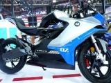 Benelli giới thiệu mẫu môtô điện QJ7000D đầu tiên
