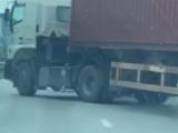 Hải Dương: Xử phạt lái xe container đánh võng, bất chấp hiệu lệnh CSGT