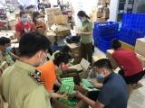 Bình Thuận: Tạm giữ gần 40.000 sản phẩm hàng hóa không rõ nguồn gốc