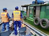 Hải Phòng: Tạm giữ 25.000 lít dầu DO không rõ nguồn gốc