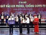Nam A Bank ủng hộ 5 tỷ đồng vào Quỹ vắc xin phòng Covid-19