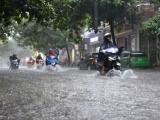 Dự báo thời tiết ngày 9/6: Mưa lớn diện rộng ở Bắc Bộ và Trung Bộ