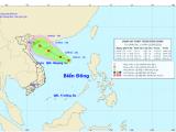 Biển Đông xuất hiện vùng áp thấp và có khả năng mạnh thêm