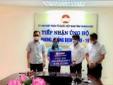 Tập đoàn Sun Group ủng hộ 10 tỷ đồng cho Quỹ phòng chống dịch Covid-19 của Thanh Hóa