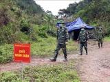 An Giang: Ngăn chặn 4 người Trung Quốc nhập cảnh trái phép vào Việt Nam