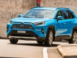 Toyota RAV4 thế hệ mới sắp ra mắt