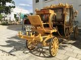 Bí mật về xe ngựa Hoàng gia Châu Âu có thể bạn chưa biết?