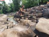 Gia Lai: Khám phá vẻ đẹp hoang sơ của ghềnh đá đĩa Tây Nguyên