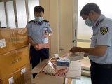 Hà Nội: Tạm giữ số lượng lớn thuốc lá điện tử nhập lậu
