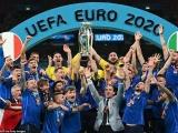 Tuyển Italia vô địch EURO sau loạt sút luân lưu