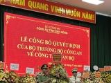 Phó giám đốc Công an Quảng Bình được điều động, bổ nhiệm làm Giám đốc Công an tỉnh Đắk Nông