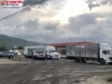 Kon Tum: Ô tô tải bị tước phù hiệu vì tài xế khai báo gian dối lịch trình di chuyển