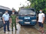 Bắc Giang: Bắt giữ xe chở gần 1,8 tấn lợn mắc bệnh dịch tả châu Phi