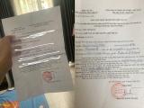 TPHCM: Giám đốc HTX ký giấy thông hành cho con gái bị xử phạt 7,5 triệu đồng