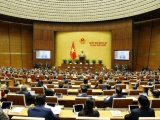 Sáng nay, Quốc hội khóa XV tiếp tục thực hiện công tác nhân sự