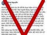 Tài khoản facebook 'Hằng Nguyễn' bị mời lên làm việc vì phát ngôn sai trái